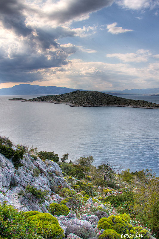 Salamina landscape