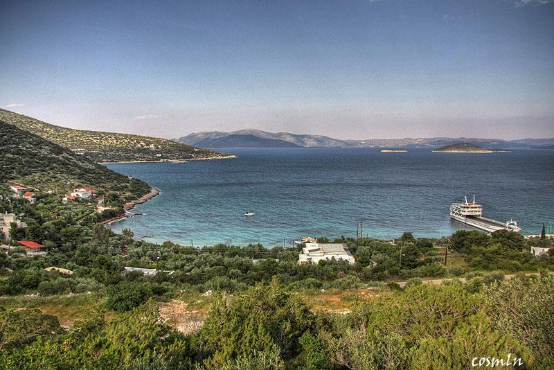 golful de la Aghios Marina