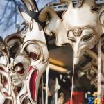 Venetian Masks (© Gabriela Însurăţelu)